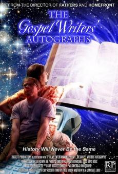 Ver película The Gospel Writers' Autographs