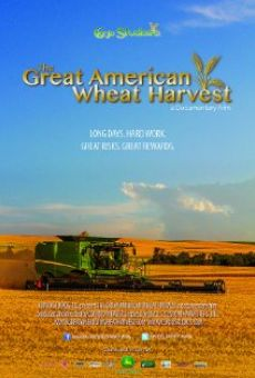 The Great American Wheat Harvest on-line gratuito