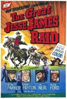The Great Jesse James Raid on-line gratuito