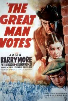 Ver película The Great Man Votes
