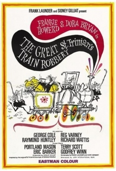 The Great St. Trinian's Train Robbery on-line gratuito