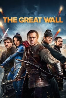 The Great Wall online streaming