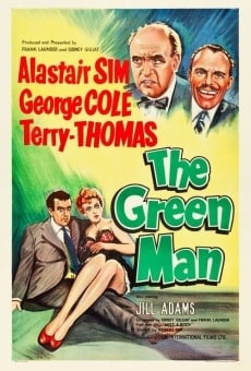 Ver película The Green Man