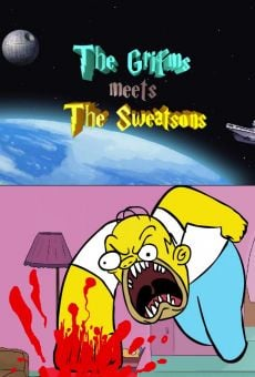 The Grifins meets the Sweatsons (Family Guy / Simpsons Crossover) on-line gratuito