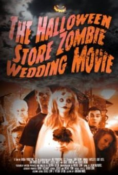 The Halloween Store Zombie Wedding Movie online