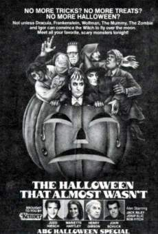 Ver película The Halloween That Almost Wasn't