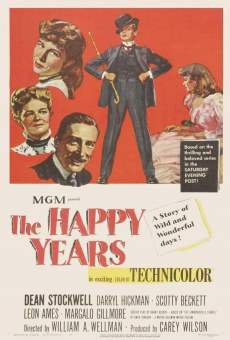 Ver película The Happy Years