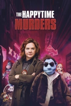 Película: The Happytime Murders