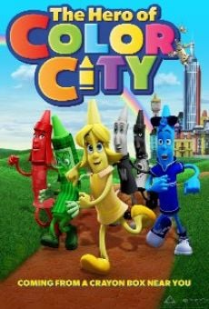 The Hero of Color City online streaming