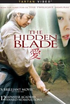 Ver película The Hidden Blade