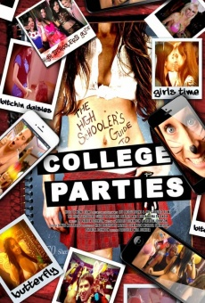 Ver película The High Schooler's Guide to College Parties