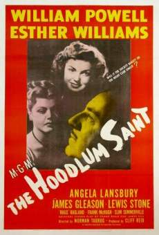 Película: The hoodlum saint
