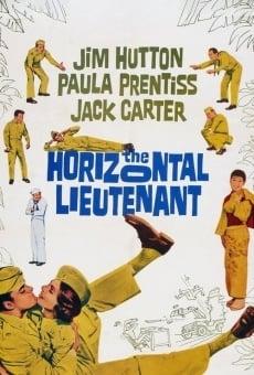 El teniente horizontal