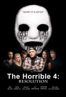 The Horrible 4: RESOLUTION on-line gratuito