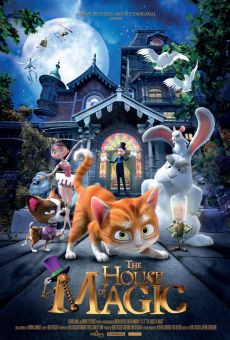 Le manoir magique (The House of Magic) online streaming