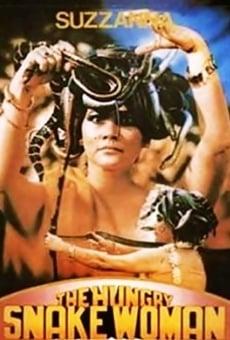 Ver película The Hungry Snake Woman