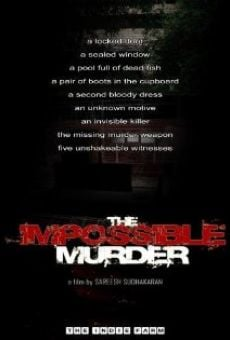 Watch The Impossible Murder online stream