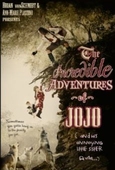 The Incredible Adventure of Jojo (And His Annoying Little Sister Avila)