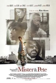 Ver película The Inevitable Defeat of Mister & Pete