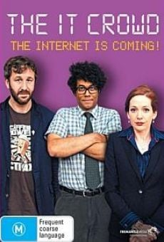 Película: The IT Crowd (Los Informáticos): The Internet Is Coming