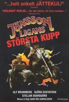 Jönssonligans största kupp online
