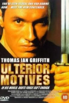 Ulterior Motives online streaming
