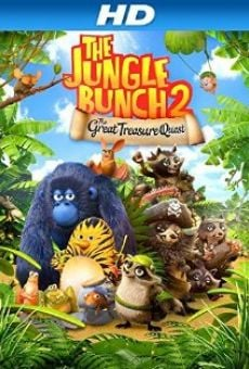 Película: The Jungle Bunch 2: The Great Treasure Quest