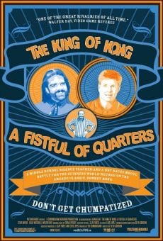 Película: The King of Kong: A Fistful of Quarters