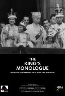 The King's Monologue online