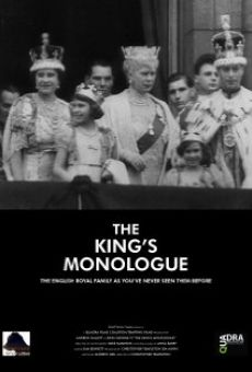 The King's Monologue online kostenlos