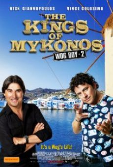 Ver película The Kings of Mykonos