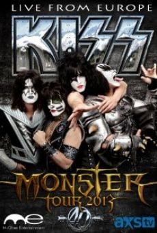 Ver película The Kiss Monster World Tour: Live from Europe