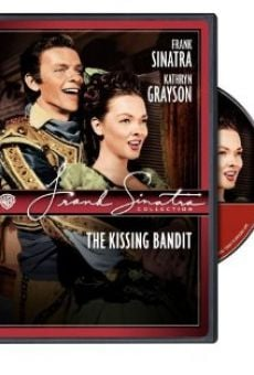 Ver película The Kissing Bandit