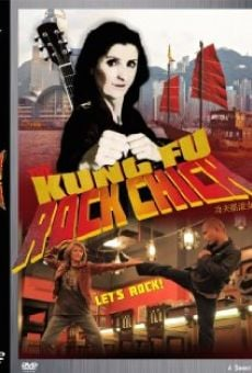The Kung Fu Rock Chick