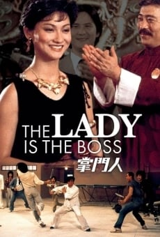 Ver película The Lady Is the Boss