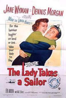 Ver película The Lady Takes a Sailor