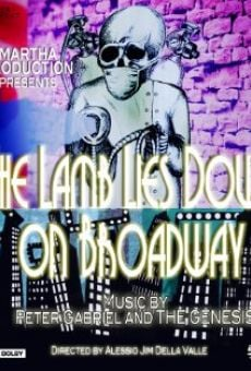 Ver película The Lamb Lies Down on Broadway