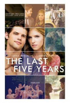 Ver película The Last 5 Years