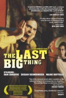 Película: The Last Big Thing