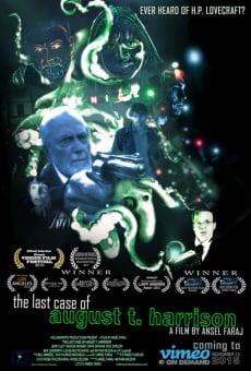The Last Case of August T. Harrison gratis