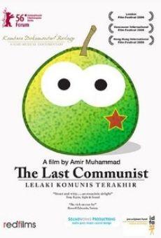 Ver película The Last Communist