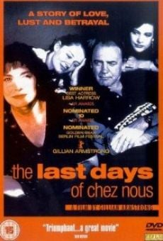 Película: The Last Days of Chez Nous