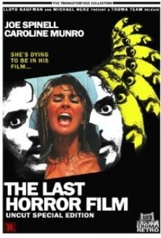 Película: The Last Horror Film