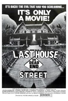 Película: The Last House on Dead End Street