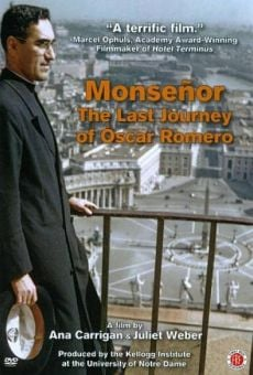 Ver película The Last Journey of Oscar Romero