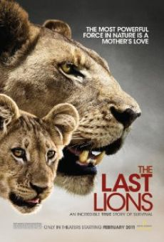 The Last Lions online streaming