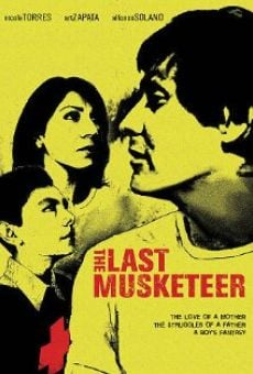 The Last Musketeer online