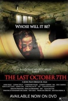 Ver película The Last October 7th