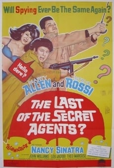 The Last of the Secret Agents? en ligne gratuit