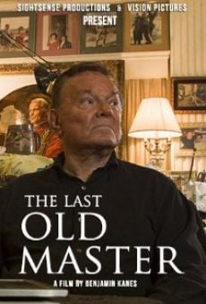Película: The Last Old Master